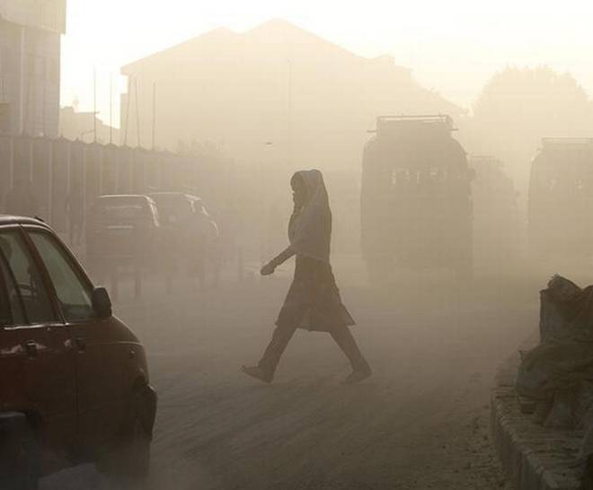 Why is our air becoming dangerous?