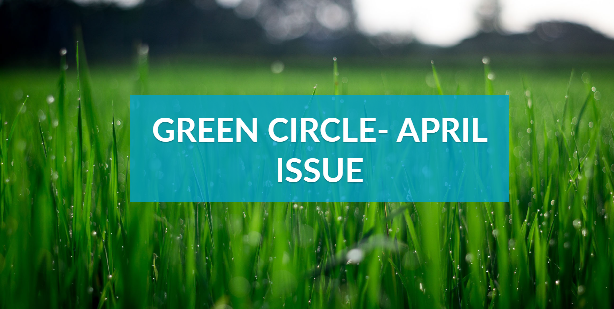 Green Circle - April Issue