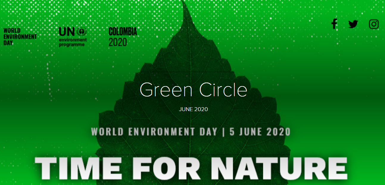 Green Circle- June 2020 Issue