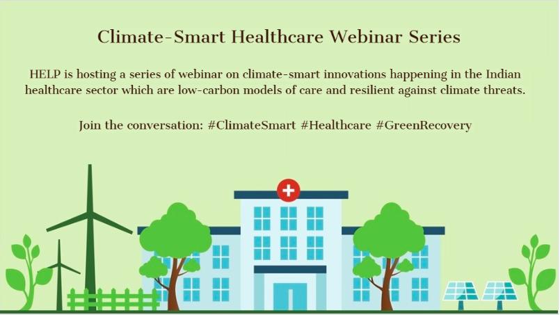 Climate-Smart Healthcare Webinar Series: Videos